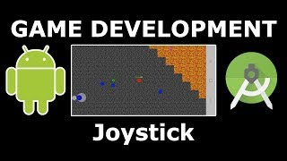 Ep. 04 - Joystick and touch events   Android Studio 2D Game Development