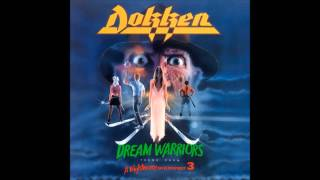 Dokken - Back For The Attack - HQ Audio