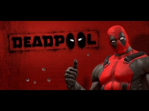 Deadpool Trainer (чит)