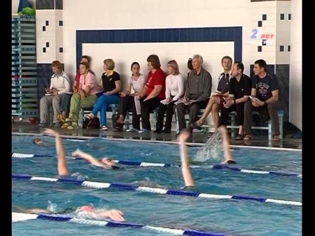 Семинар по плаванию провели в иркутском Дворце спорта «Юность»