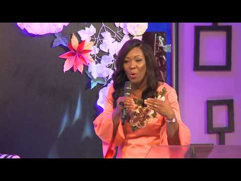 HEALED BY THE POWER OF LOVE - LOVE CONFERENCE  LAGOS 2017 - NIKE ADEYEMI