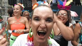 Carnabonde leva 5 mil pessoas para a Praça Mauá