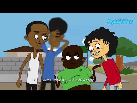 Ajebo vs Kpako - Willy Willy (Episode 2)