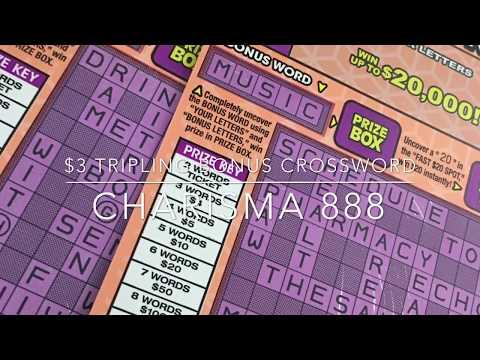 Download Scratcher Win Strategy Working Tripling Bonus Crossword