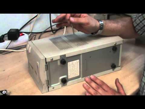 Cómo cambiar las baterías de un SAI