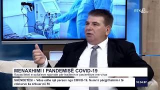 Studio e Hapur - Menaxhimi i pandemisë COVID-19 30.06.2020