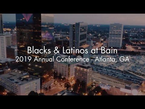 Blacks and Latinx at Bain Annual Meeting 2019