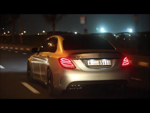 Mercedes Benz C63 AMG in Dubai!