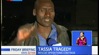 TASSIA TRAGEDY: 4 People confirmed dead, 29 people have been rescued