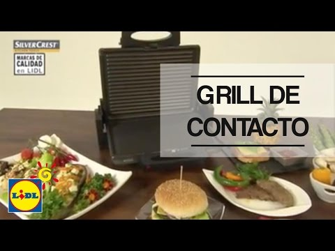 Grill de Contacto - Lidl España
