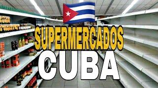 ASÍ SON LOS SUPERMERCADOS EN CUBA!  / Anita con Swing Oficial