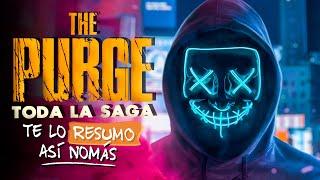 La Saga de La Purga | Te Lo Resumo Así Nomás#177
