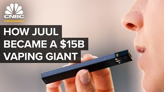 How Juul Became A $15 Billion Giant