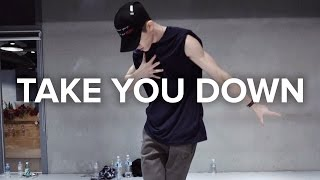 Take You Down - Chris Brown / Bongyoung Park Choreography