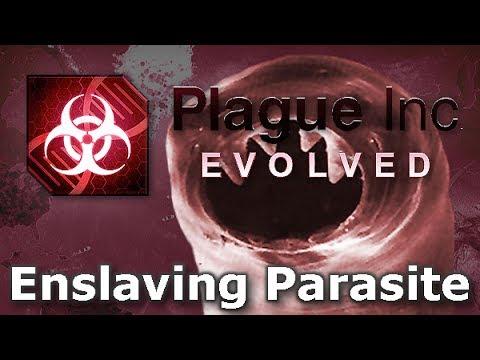 Les parasites dans leau les transparents