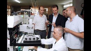 من حديث الرئيس الأسد مع الصناعيين وأصحاب المعامل والمنشآت في مدينة عدرا الصناعية