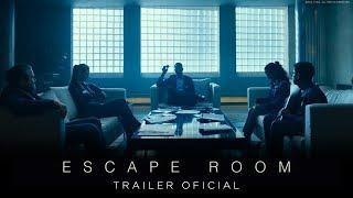 Escape Room   Trailer Oficial   DUB   Em breve nos cinemas