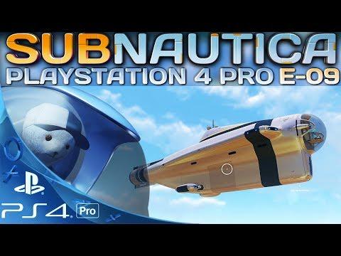 Subnautica PS4 Pro Deutsch Zyklop bauen Playstation 4 German Deutsch Gameplay #9