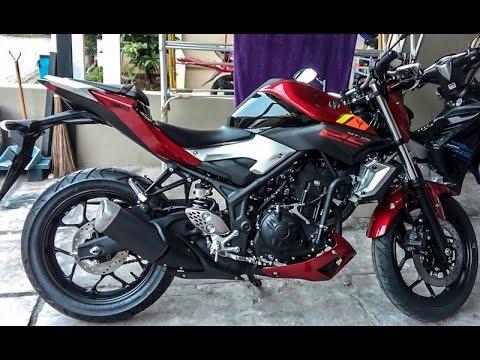 Yamaha MT 25 (3 colors option)