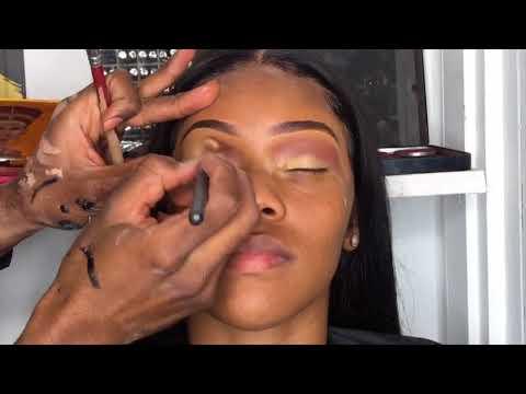 Natural Beauty Make Up tutorial on FaceBook Live
