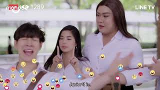 why r u the series (eng sub)  full episode 1