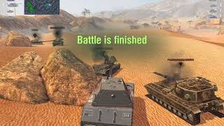 GAME OF THE YEAR T 30 EDITION WORLD OF TANKS BLITZ