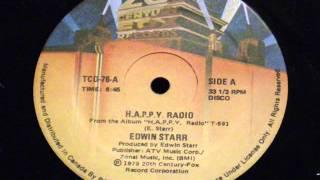 H.a.p.p.y. Radio   Edwin Starr