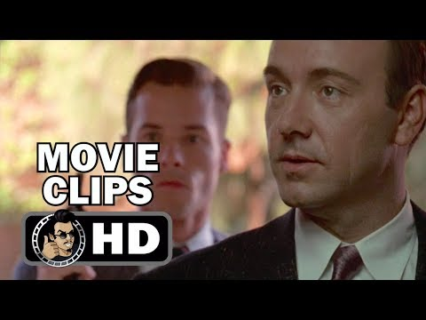 L.A. CONFIDENTIAL - 4 Movie Clips + Trailer (1997) Kevin Spacey Russell Crowe Crime Drama Film HD