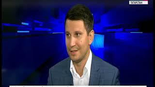 Россия 24  Интервью Дамир Шайхутдинов от 15 октября