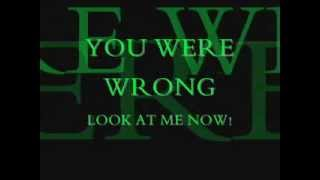 How Do You Like Me Now - Chomp Chomp Attack! Lyrics - Moderate fail.