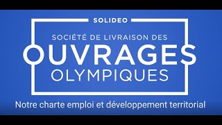 Voix Off pour SOLIDEO