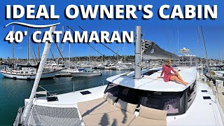 New Sail Catamarans for Sale  LUCIA 40