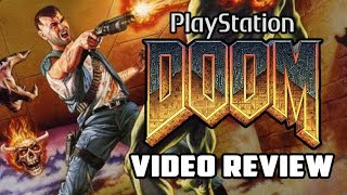 Doom Playstation Game Review