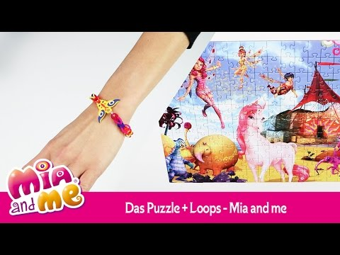 Puzzle und Loops - Mia and me