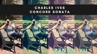 """Charles Ives: Piano Sonata No.2, """"Concord, Mass., 1840-1860"""""""