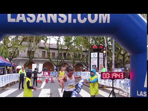 Arribada campiona 5km