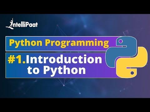 Python programming video