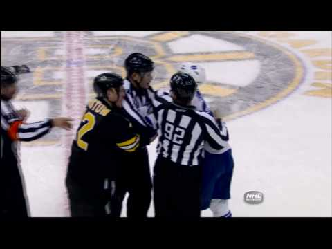 Shawn Thornton vs. Colton Orr