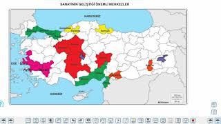 Eğitim Vadisi AYT Coğrafya 7.Föy Türkiye'de Sanayi Konu Anlatım Videoları