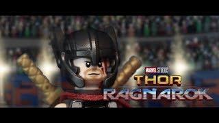 Thor: Ragnarok in LEGO  - trailer!