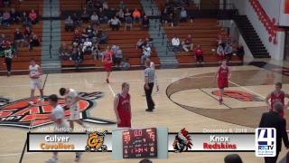 Culver Boys Varsity Basketball vs Knox