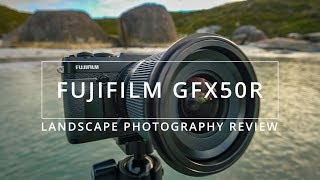 Fujifilm GFX50R Real World Review | Thoughts After A Month Of Landscape Photography