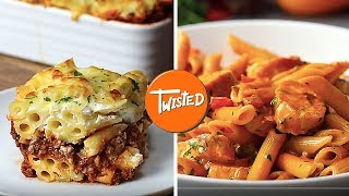 Top 10 Twisted Pasta Recipes  | Twisted