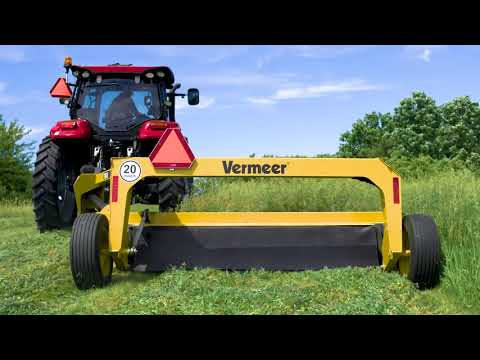 2019 Vermeer TM810 in Hazlehurst, Georgia - Video 1
