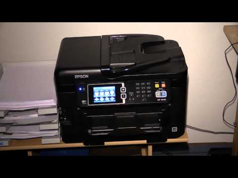 Epson WorkForce WF-3640 Review after 4 months