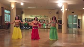 Bananza - belly dance