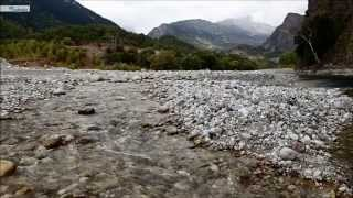Fish Habitat Use and Ecological Flows in Greece_Ecoflow Project: 2nd_b video