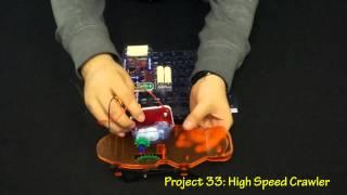 Snap Circuits® Motion - Model: SCM-165