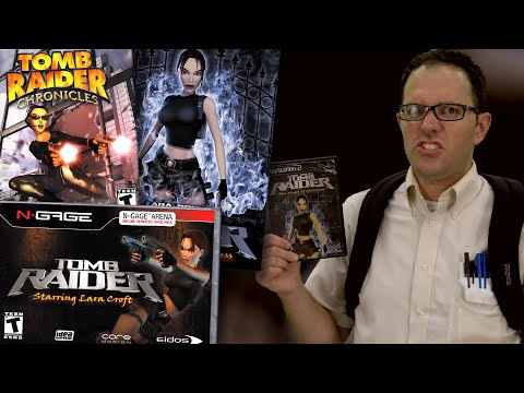 Tomb Raider - Angry Video Game Nerd