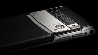 VERTU SIGNATURE TOUCH HANDS-ON REVIEW